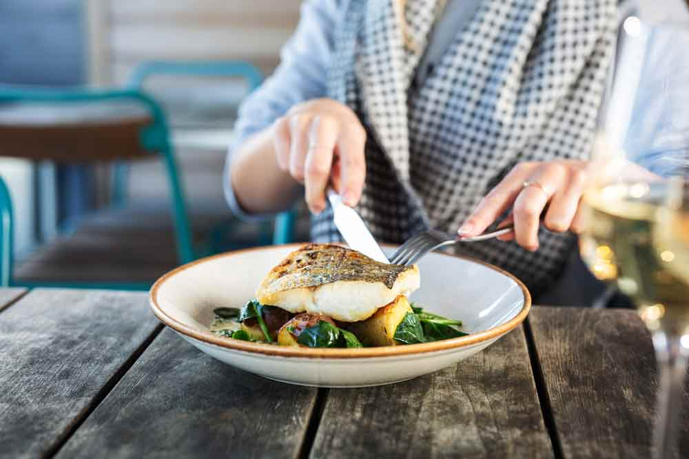 Hake at Greens