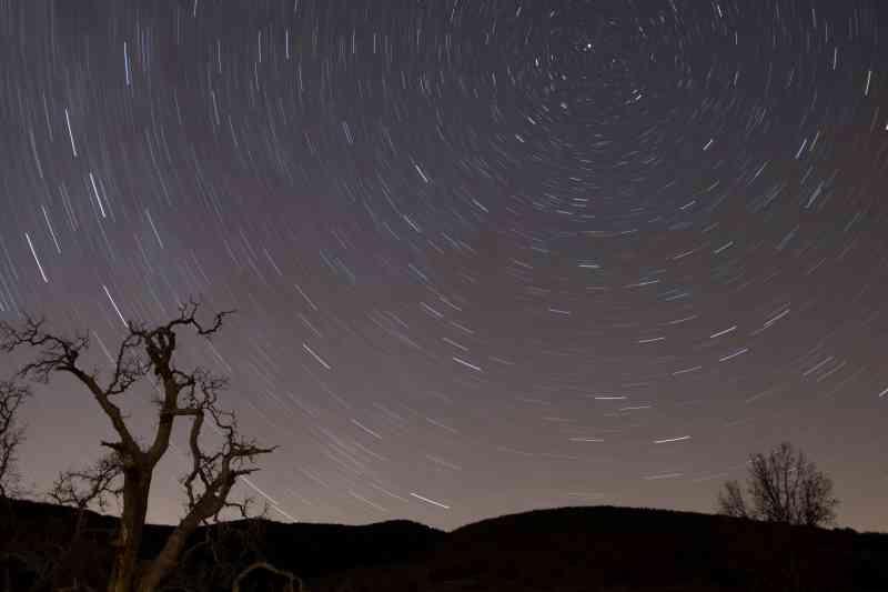 Stargazing in Cornwall